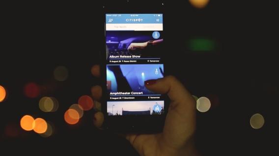 citispot-okc-hands-night-lights