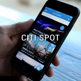 Citi Spot OKC App Video