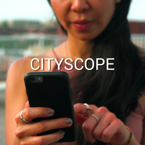 Cityscope Oklahoma city app