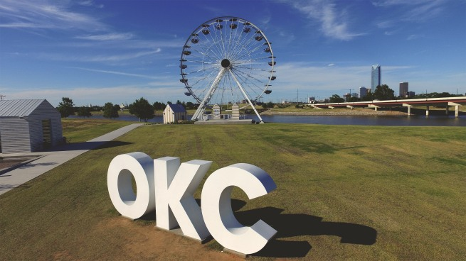 Oklahoma City Wheeler District