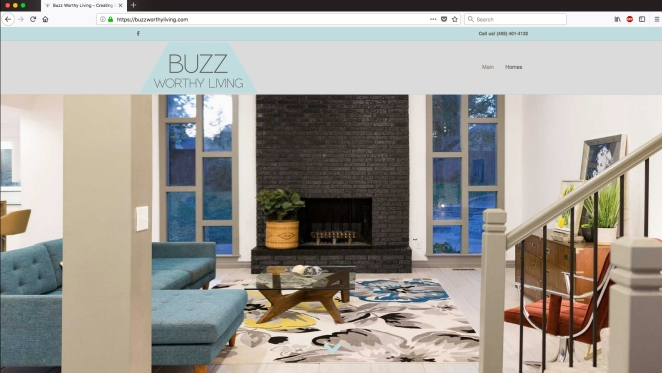 bowden creative website design buzz worthy living bergen web